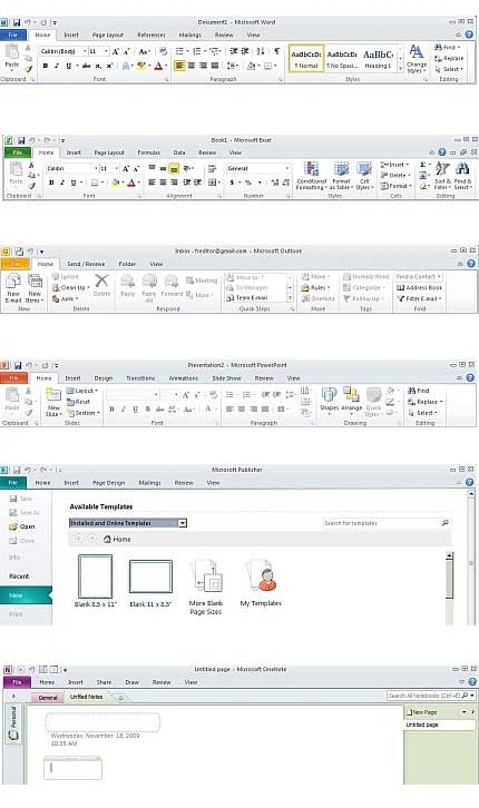 Microsoft Office 2010 -- A Better Battleship?