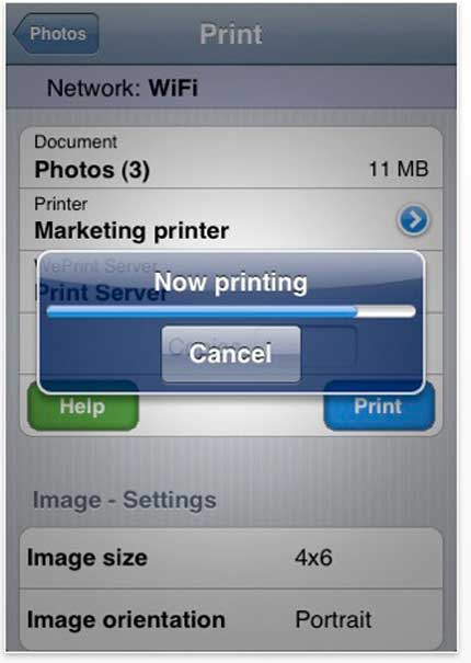Print From Your Phone: Print n Share