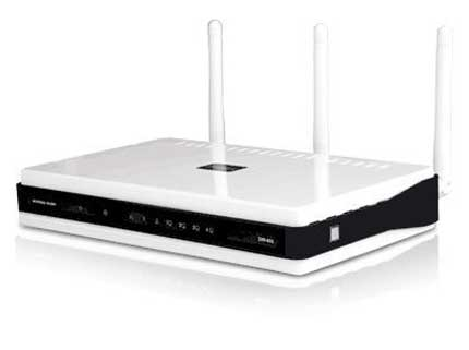 Six 802.11n Routers For SMBs