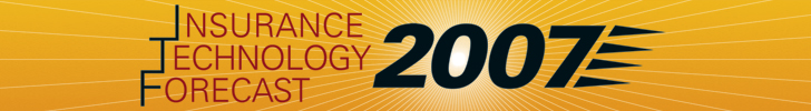 2007 Insurance Technology Forecast