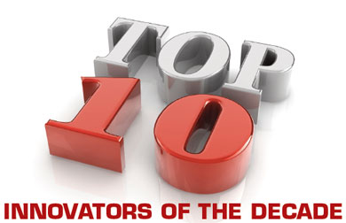 Top 10 Innovators of the Decade