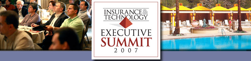 Insurance Technology Summit 2007