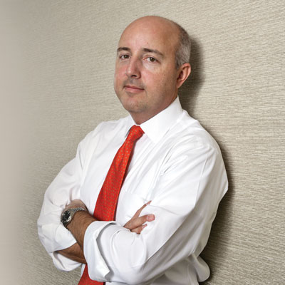 Gunter Heiland, Managing Director and Cohead of Emerging Markets Cash and CDS Trading at J.P. Morgan Asset Management.