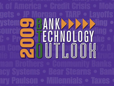 BST 2009 Bank Technology Outlook