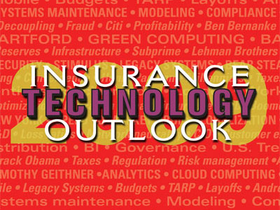 As insurers respond to a business landscape altered by the financial crisis, the coming year will be characterized by change.