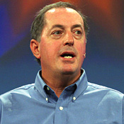 ''Intel is well positioned for the second half. We have rest our entire lineup,'' says CEO Paul Otellini