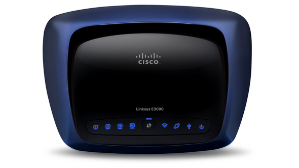 Six 802.11n Routers