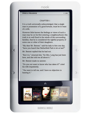Image Gallery: E-Book Readers
