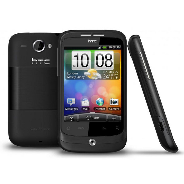HTC Wildfire Smartphone