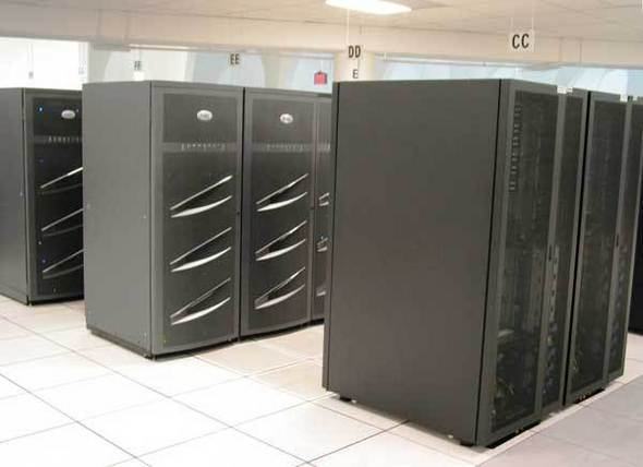Image Gallery: Siemens Healthcare Data Center Virtual Tour
