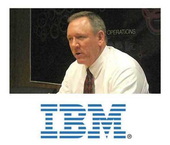 Bob Moffat, former senior VP, IBM