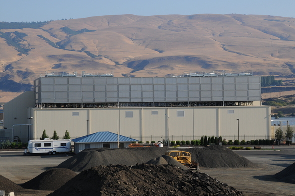 Google Data Center, The Dalles, Ore