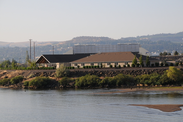 Photo Gallery: Google's Scenic Oregon Data Center