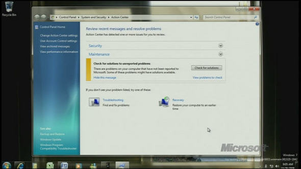 Image Gallery: Windows 7 Revealed