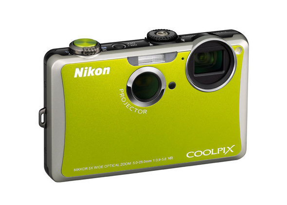 Nikon CoolPix S1100pj And CoolPix S5100