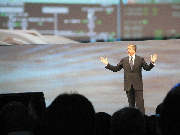 Image Gallery: SAP Unveils Integrated BI Strategy Roadmap