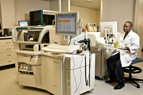 State-Of-The Art Pathology Equipment