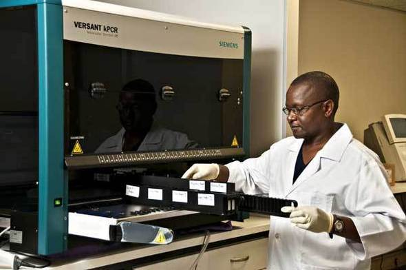 Image Gallery: African Hospital Digitizes Medical Records