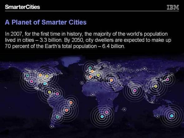 Image Gallery: IBM Empowers Smarter Cities