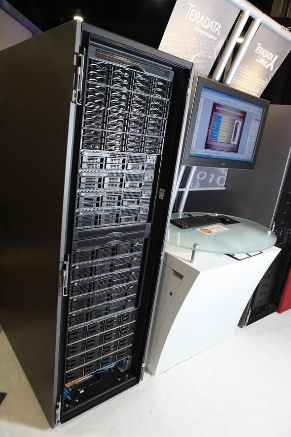 Image Gallery: 11 Leading Data Warehousing Appliances