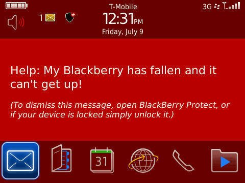 BlackBerry Protect Slideshow: Mobile Data Safety for the Masses