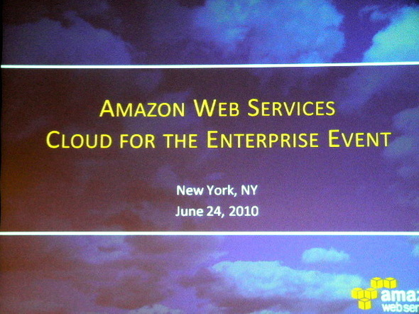 Amazon's Case For The Cloud
