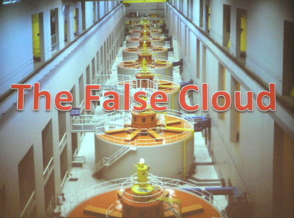 Private Clouds Are 'False' Clouds
