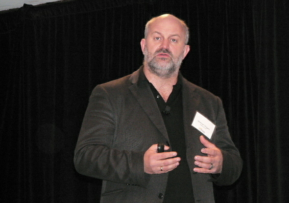 Amazon CTO Dr. Werner Vogels