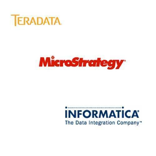 Informatica, Teradata And MicroStrategy