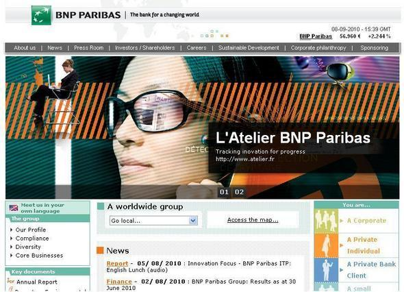 BNP Paribas Optimizes Trading Operations