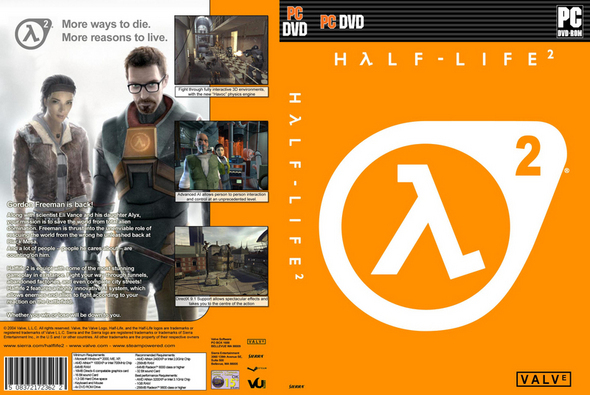 Half-Life By Valve Corp.