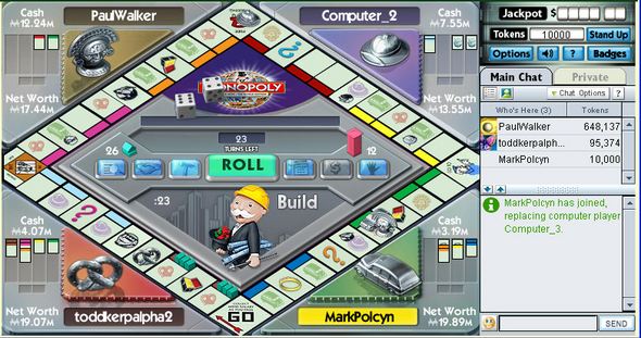 Monopoly By Electronic Arts