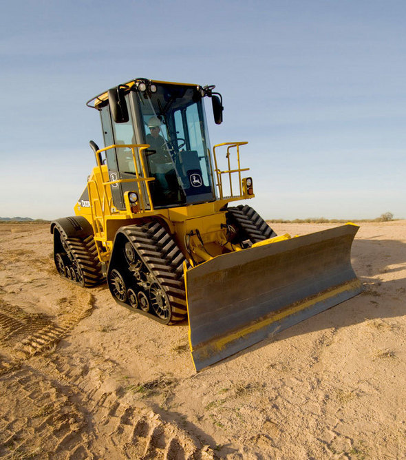 Deere's Big Machines Get Health Service
