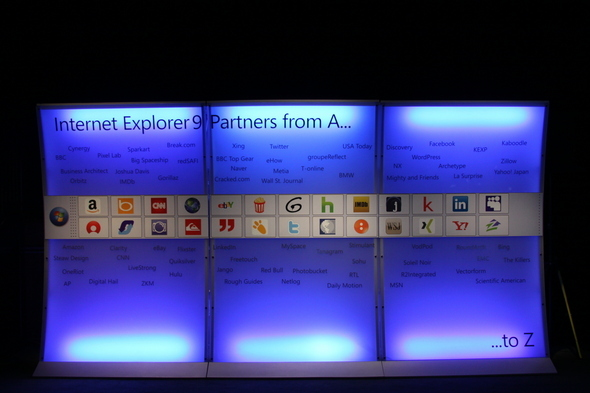 Microsoft Internet Explorer 9 Beta Revealed