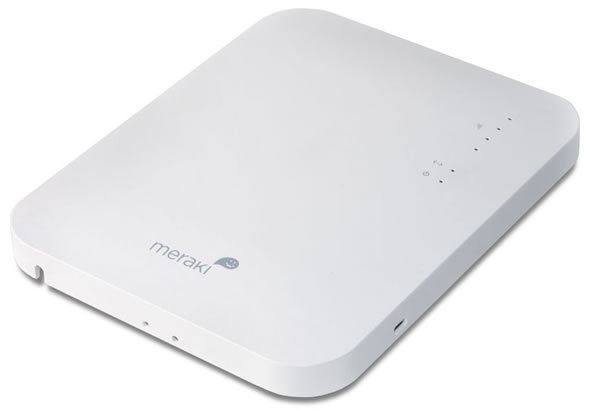 Meraki MR16 802.11n Wireless Access Point