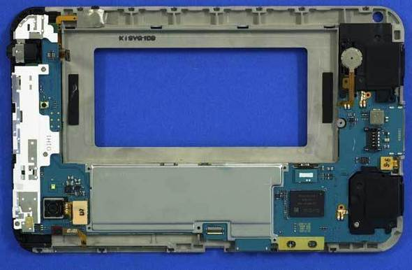 Samsung Galaxy Tab Teardown