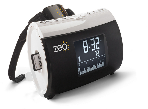 Zeo headband and alarm