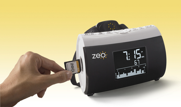 Zeo Bedside Display and SD Memory Card