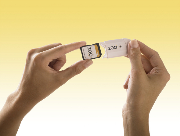 Zeo SD Memory Card