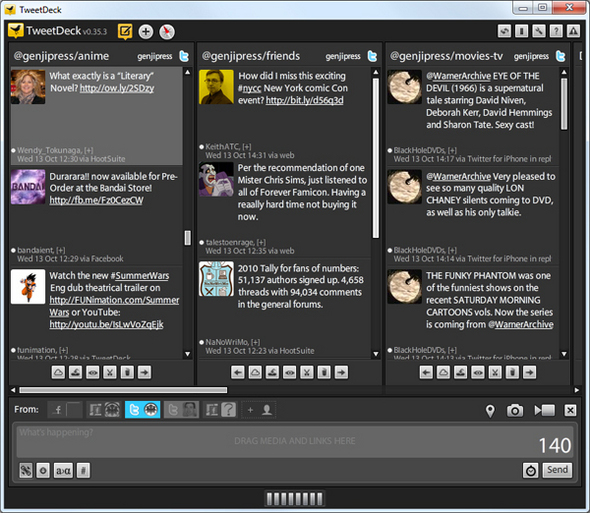 Desktop Twitter Programs Revealed