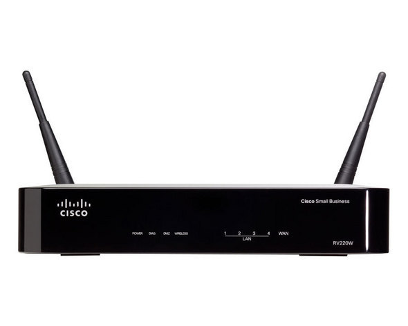 Cisco RV 220W Network Security Firewall