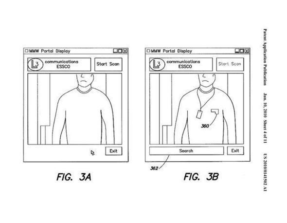 5 Airport Body Scanner Patents Stripped Down
