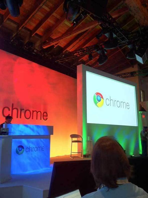 Google Chrome OS Promises Computing Without Pain