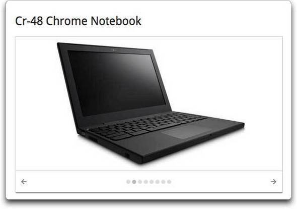 The Unmarked Chrome OS Notebook