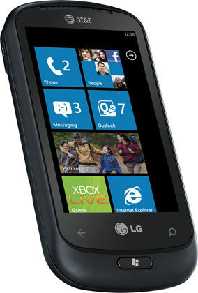 Windows Phone 7 Released