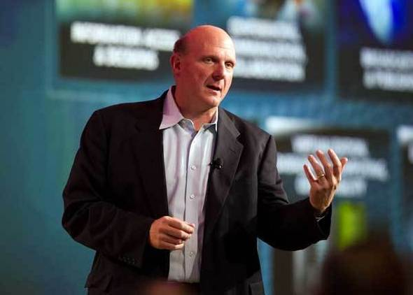 Steve Ballmer's Share Sell-Off
