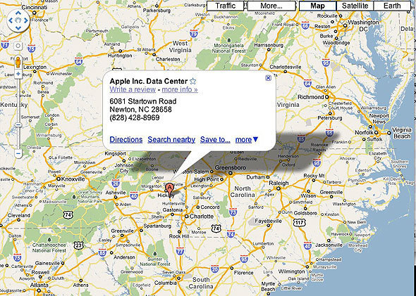 Stealth Data Center In North Carolina