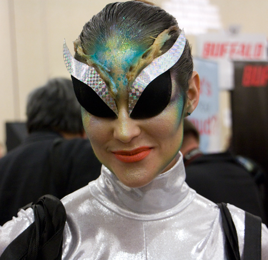 Slideshow: CES 2011: Aliens, Prime Rib And A Digital Experience