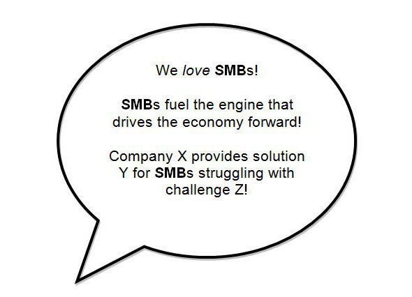 SMB <em>Will</em> Still Be a Buzzword -- A Very Popular One