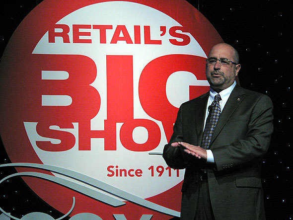 NRF Big Show 2011: Breakthrough Technologies For Retailing